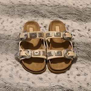 Women's Forever 21 Sandals Size 6.5